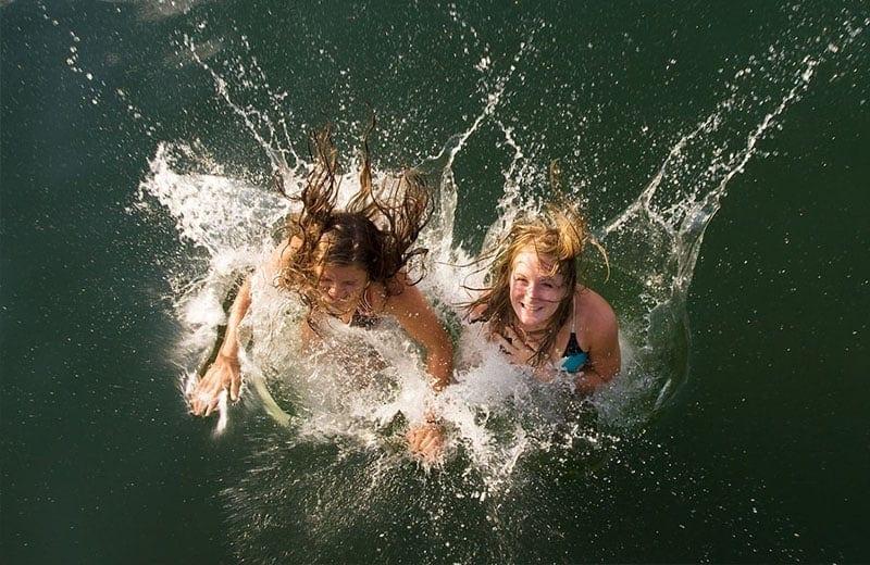 hollersbach bathing lake
